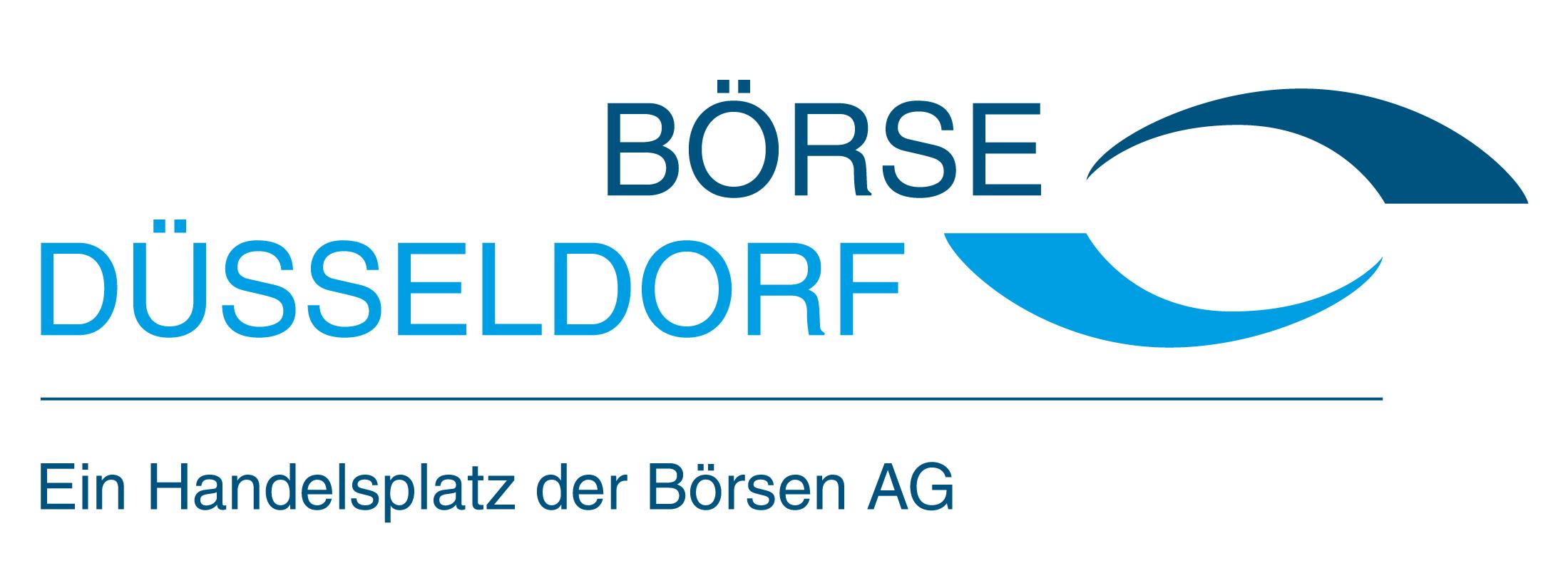 Logo der Börse Düsseldorf