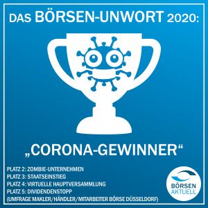 Abbildung Pokal mit Corona-Virus